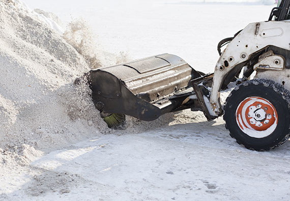 Peabody Landscape Group provides snow removal, plowing and de-icing for Columbus, Ohio, companies.