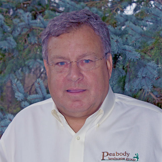 Dave Peabody the owner and president of Peabody Landscape Group in Columbus, Ohio.