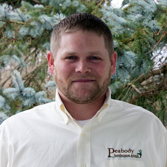 David Smith creates residential landscape designs for Peabody Landscape Design in Columbus, Ohio.
