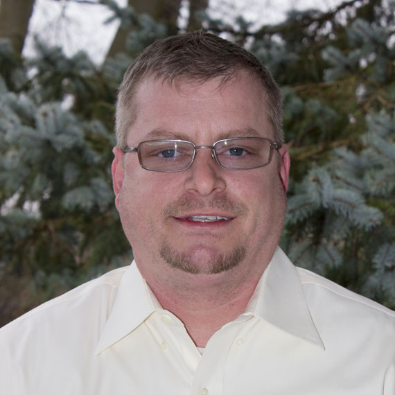 Eddy Carver is Production Manager for Peabody Landscape Group in Columbus, Ohio.