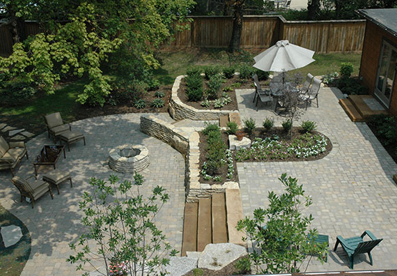 2008 Building Industry Association Landscape Design of the Year