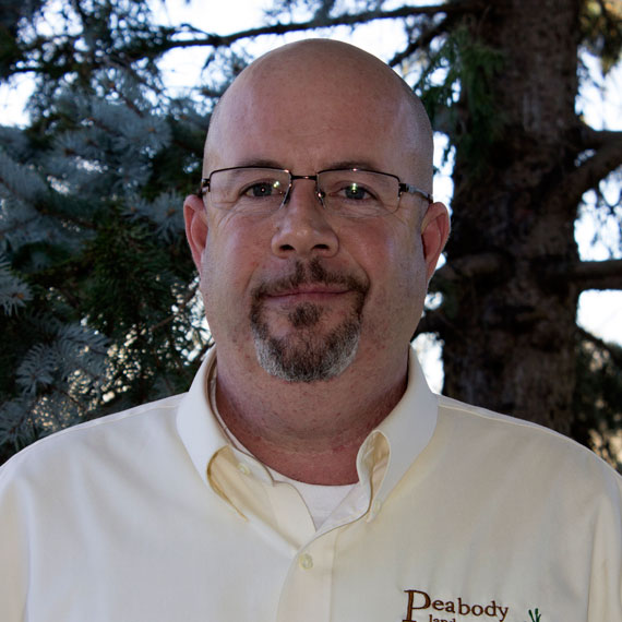 Mike Montenaro is the president and owner of Peabody Landscape Group