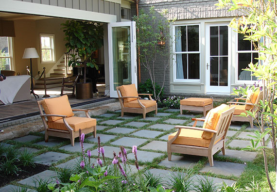 Relaxed Outdoor Living